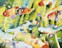 Upstream Fine Art Print