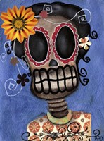 Frida Muerta Fine Art Print