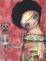 My Puppet Fine Art Print