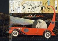 Car 21 Fine Art Print