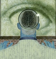 Minds Eye Fine Art Print