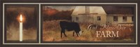 God Bless Our Farm Fine Art Print