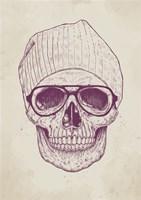 Cool Skull Fine Art Print