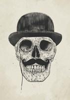Gentlemen Never Die Fine Art Print