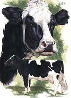 Holstein Cow Fine Art Print