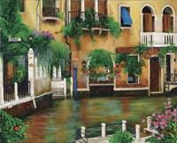 Canal Da Marco Fine Art Print