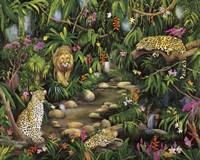Exotic Jungle Fine Art Print