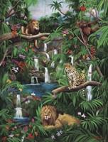 Freedom In The Jungle Fine Art Print