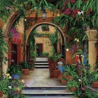 Mexicasa Fine Art Print
