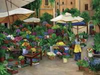Roma Fiori Fine Art Print