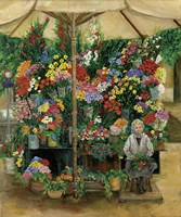Roma Flowers Fine Art Print