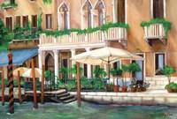 Summer In Venice Fine Art Print