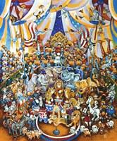 Circus Fine Art Print