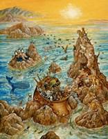 Noah's Sun Day Fine Art Print