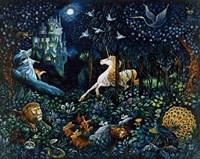The Unicorn Fine Art Print