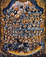 Symphonia Fine Art Print