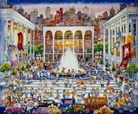 Lincoln Center Fine Art Print