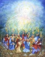 Holy Ghost Fine Art Print
