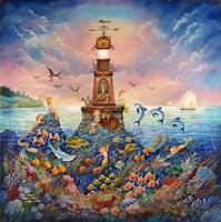 Untitled - Underwater Fine Art Print