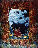 Year Of The Dragon (2000) Fine Art Print