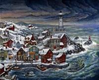 Winter Light Fine Art Print