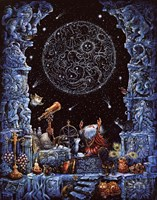 Astrologer Fine Art Print