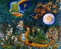The Land Of Oz Fine Art Print