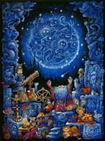 Astrologer 2 Fine Art Print