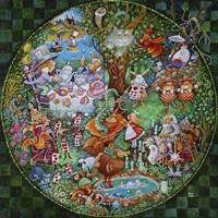Another Day In Wonderland Fine Art Print