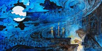 Moonlight Sonata Fine Art Print