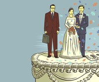 Marriage Fine Art Print