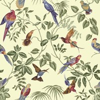 Aviary Neutral Fine Art Print