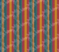 Scroll Stripe Fine Art Print