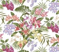 Tropic Bouquet Multi Fine Art Print