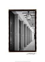 French Quarter Architecture VI Fine Art Print