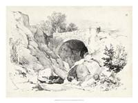 Idyllic Landscape V Fine Art Print