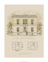 Estate and Plan V Fine Art Print