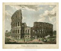 The Coliseum Fine Art Print