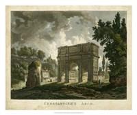 Constantine's Arch Fine Art Print