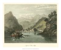 Lago di Como, Italy Fine Art Print