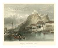 Fortress on the Rhine Fine Art Print