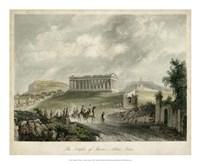 Temple of Theseus- Athens, Greece Fine Art Print