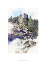Boulder Canyon - Colorado Fine Art Print