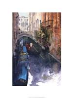 Venice Canal, Italy Fine Art Print