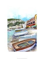 Isle of Capri, Italy Fine Art Print