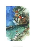 Conca dei Marini - Amalfi Coast Fine Art Print