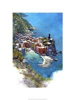 Cinque Terre - Vernazza, Italy Fine Art Print