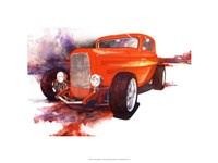 '32 Ford Highboy Fine Art Print