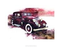 '34 Lincoln Fine Art Print