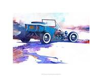 '22 Ford Model-T Fine Art Print